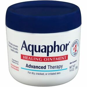 Eucerin Aquaphor Healing Ointment 396g Dermatologist Recommended Value Pack
