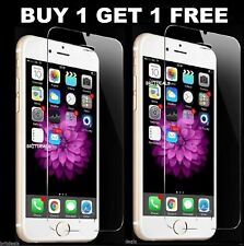 100% Genuine Tempered Glass Screen protector protection Film  iPhone 5, 5S, 5SE