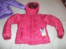 Outdoor Research MegaPlume Baffled Pertex Down Parka Coat Jacket Rose Red $399