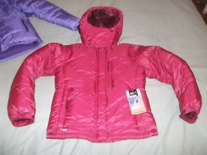 Outdoor Research Himalayan MegaPlume Baffled Pertex Down Parka Coat Jacket $399