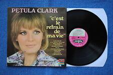 PETULA CLARK / LP VOGUE CLD. 773 / RECTO-VERSO Glacé / 1970 ( F )