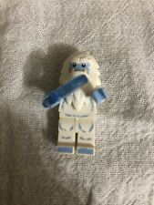 New listing Lego Minifigures: Yeti + Popsicle, Abominable Snowman