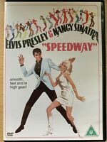 Speedway DVD 1968 Musical Classic starring Elvis Presley and Nancy Sinatra
