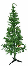 Christmas Tree Xmas Artificial Traditional Pine With Stand 6ft 180cm