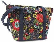 NEW Donna Sharp Leah Handbag/Shoulder Bag in Bali Floral Pattern (SALE!)