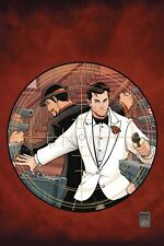 James Bond 007 #4 1:20 Robson Virgin Variant Eb06