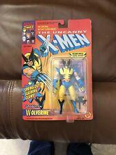 New listing Toy Biz The Uncanny X-men Wolverine 2nd Edition Figure