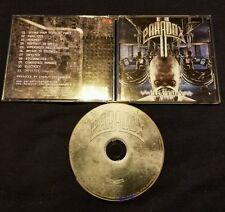 Electrify by Paradox (Germany) (CD, Aug-2008, AMF/Locomotive Records (USA))