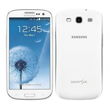 Original Android Smartphone Samsung  Galaxy S3 I9300 16GB Factory Unlocked White