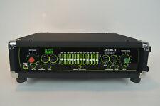 Trace Elliot AH1200-12 Bass Amplifier 1200 Watts W/Case