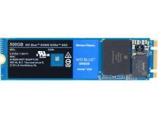 Western Digital WD Blue SN500 NVMe M.2 2280 500GB PCI-Express 3.0 x2 3D NAND Int