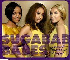 SUGABABES About you now 4 TRACK CD  NEW - NOT SEALED