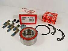 FAG 713667540 Wheel Bearing REAR for MERCEDES-BENZ 190 W202 W208 W210 W124 R170