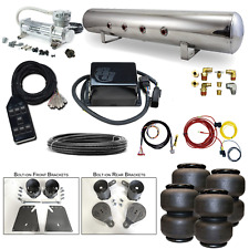 58 64 Impala Airbag Kit Stage 2 38 Electric Fbss Air Ride System Bags