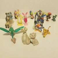 Lot, 15 Mixed Disney Figurines, Toy Story, Paw Patrol, Lion King Winnie the Pooh