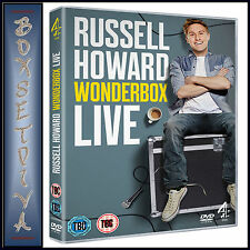 RUSSELL HOWARD - WONDERBOX LIVE  **BRAND NEW DVD