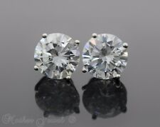 10mm Simulated Diamond Basket SOLID 925 STERLING SILVER Stud Unisex Earrings