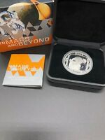 2004 COOK ISLANDS $5 SILVER PROOF COIN - TO MARS AND BEYOND - SUPERB!!!