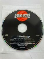 Rebound HIP HOP with R&B FLAVA (1997) RARE Warren G++ Compilation CD *Disc ONLY*