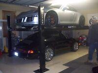 Charmant NEW 4 Post Parking Car Lift / Truck Automotive Hoist 7000 Lb
