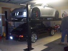NEW 4 Post Parking car lift  / truck Automotive Hoist 7000 lb
