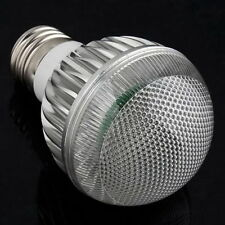 E27 8W 2 Million Color RGB LED Light Flash Bulb with Remote Control YK
