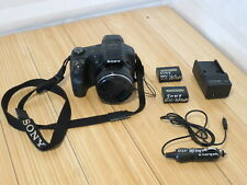 Sony Cyber-shot DSC-HX200V 20.1 MP Digital Camera Bundle - Black