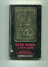 George Lucas # STAR WARS: A NEW HOPE - Special Edition # Del Rey 1976 1st