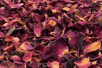 Rose Petals, Natural Wedding Confetti, Biodegradable Confetti Petals 1 Litre