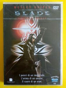 DVD Film Ita Fantascienza BLADE Wesley Snipes Stephen Dorff no vhs cd lp mc (D6)