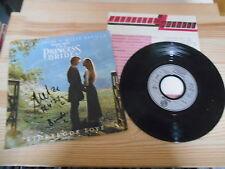"""7"""" OST Knopfler / DeVille - Princess Bride / Braut des Prinzen VERTIGO Presskit"""