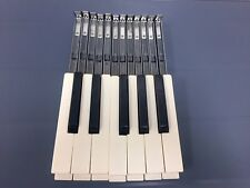 Hammond Organ Waterfall Keys Octave B3 CV M3 M2 M1 A100 & Others FAST SHIP!