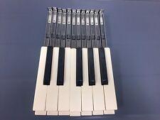 Hammond Organ Waterfall Keys Octave B3 CV M3 M2 M1 A100 & Others FAST SHIP!