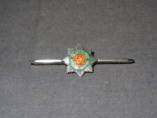Sterling Enamel WW1 World War 1 Military Sweetheart Brooch Middlesex Yeomanry