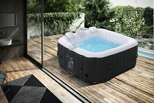 Vortice di Arebos piscina termale Benessere Riscaldamento Massaggio Gonfiabile