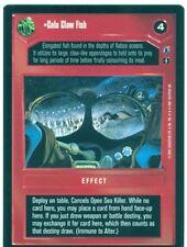 Star Wars CCG Reflections III 3 Premium Colo Claw Fish Dark Side