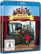 Augsburger Puppenkiste - Jim Knopf und Lukas der Lokomotivführer - Blu-ray