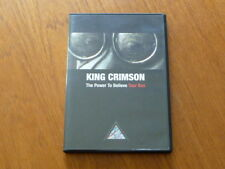 King Crimson: Power to Believe Tour Box CD (dvd case not mini-lp bill bruford Q