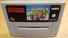 SUPER MARIO KART for SUPER NINTENDO SNES cartridge only WITH FREE UK P&P