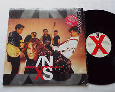 "INXS Disappear - UK 12"" EP with POSTER MERCURY INXSP 1512 (1990) shrink NMINT"