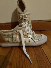 Women's Shoes Coach women shoes in gold size 5
