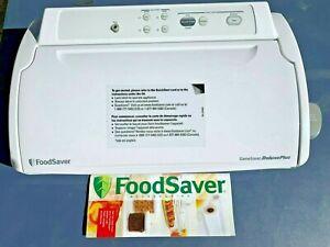 FOODSAVER Advanced Design Game Saver Deluxe Plus Vacuum Sealer Open Box/Unsused