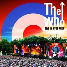 "Live in Hyde Park - The Who (12"" Album Coloured Vinyl Box Set) [Vinyl]"