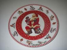 Collector Plate Giordano Art Ltd. N.Y.C. By Westwood Christmas 1997.