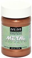 Modern Masters ME149 Metal Effects Reactive Metallic Paint - Copper 6oz, 16oz
