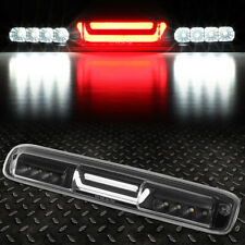 [LED BAR]FOR 99-07 SILVERADO SIERRA THIRD 3RD TAIL BRAKE LIGHT CARGO LAMP BLACK
