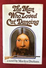 The Man Who Loved Cat Dancing, Signed Novel, Marilyn Durham, Hardback, Harcourt