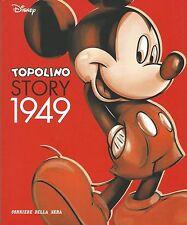 Topolino Story 1949 - Disney - Corriere della Sera