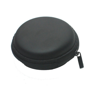 Portable Case Headphone Earbud Pouch Carrying SD Card Bag Earphone Storage