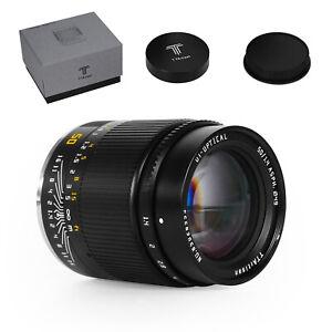 TTARTISAN 50mm F1.4 Full-Frame Large Aperture Lens For Sony E-Mount A7 A7II A7R